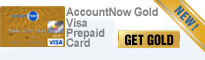 AccountNow Gold Card
