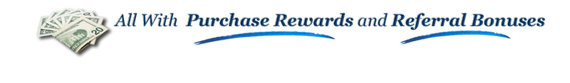 AccountNow Purchase Rewards and Refer-a-Friend